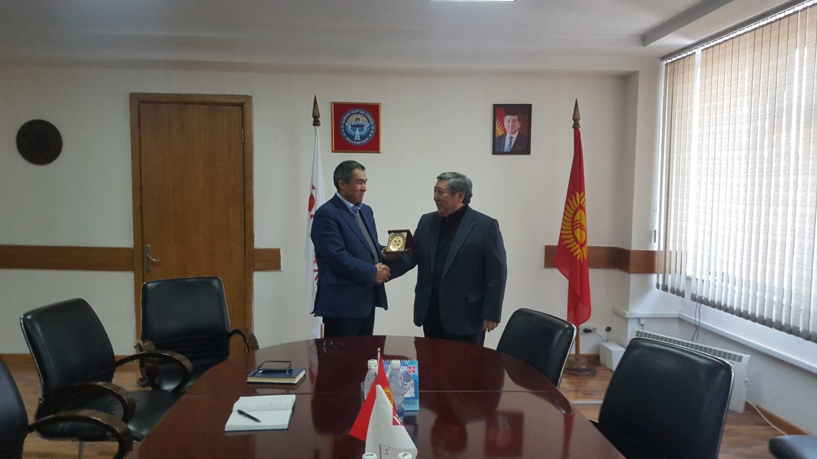 20191129 115040 scaled - Визит Чрезвычайного и Полномочного Посла Кыргызской Республики в Республике Таджикистан