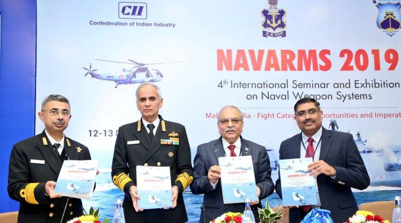 546546456 - 4- й Международный семинар и выставка по системам военно-морского оружия«NAVARMS-2019», Индия
