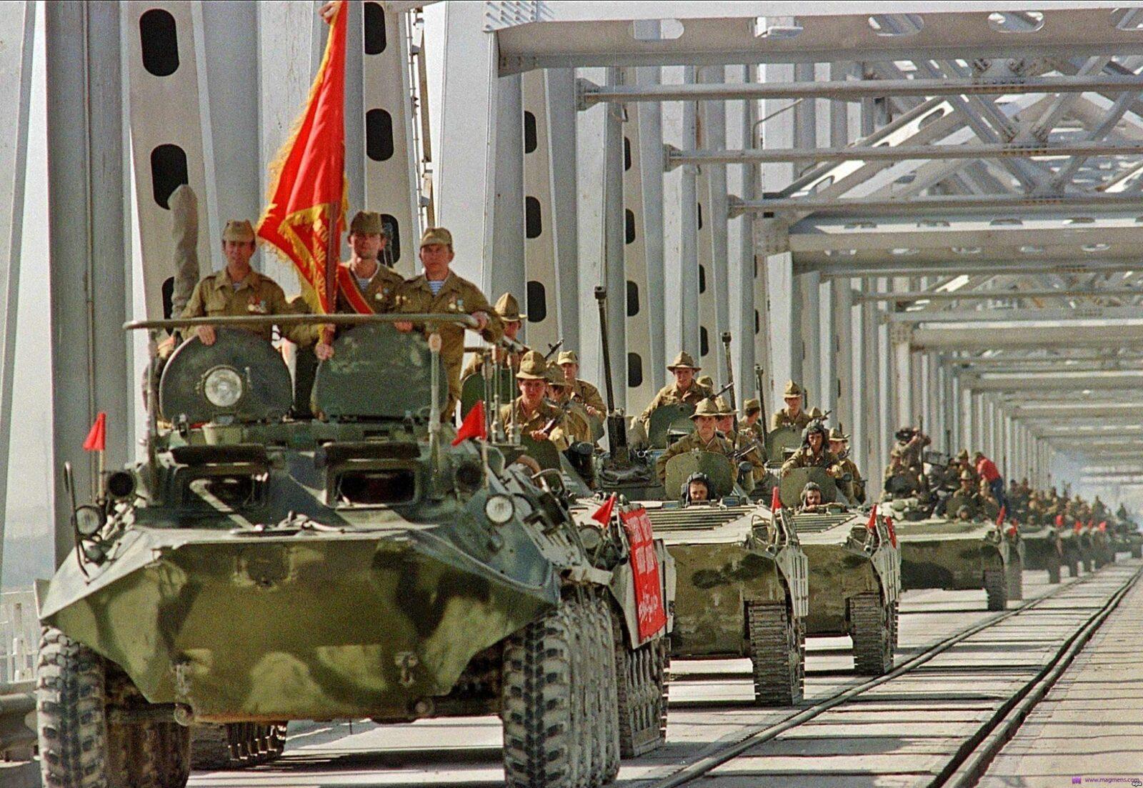 3ab9485df5ef2265ad5db586cef10f7b - 31-ая годовщина вывода советских войск из  Афганистана