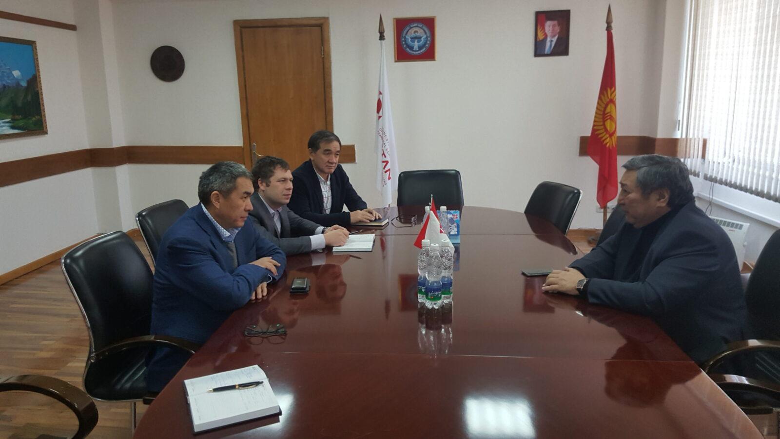 20191129 114541 scaled - Визит Чрезвычайного и Полномочного Посла Кыргызской Республики в Республике Таджикистан