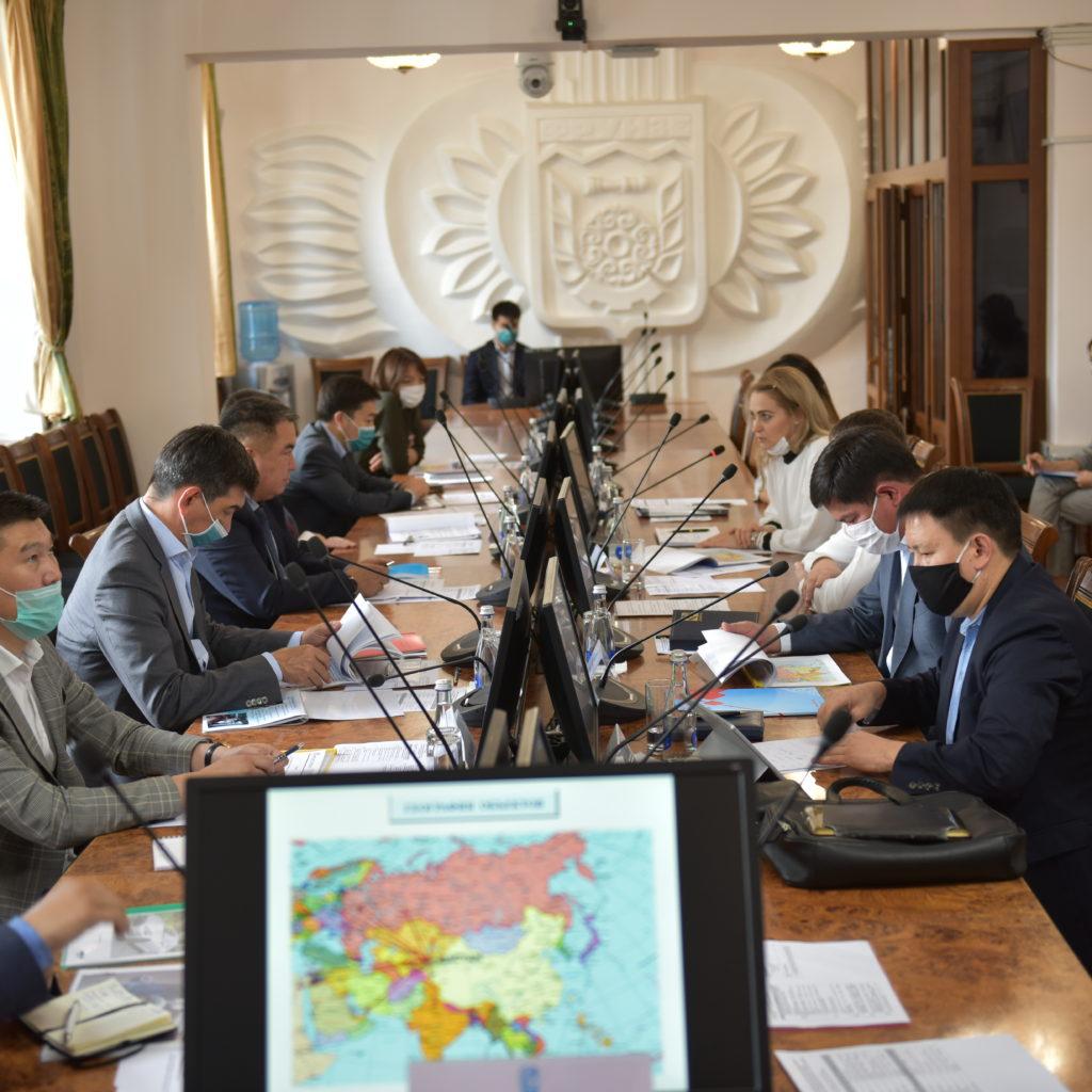 BEK 9585 1024x1024 - Встреча в мэрии города Бишкек